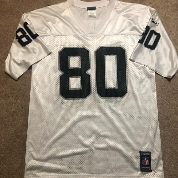 Jerry Rice #80 Raiders Jersey - Size Large